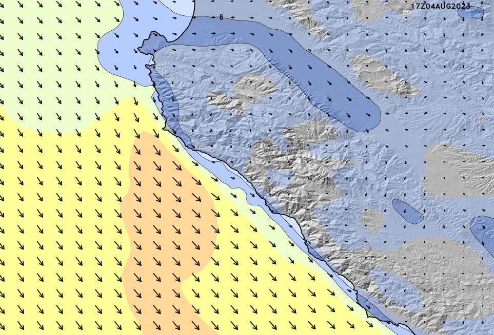 Big Sur Tide Chart Rebellions