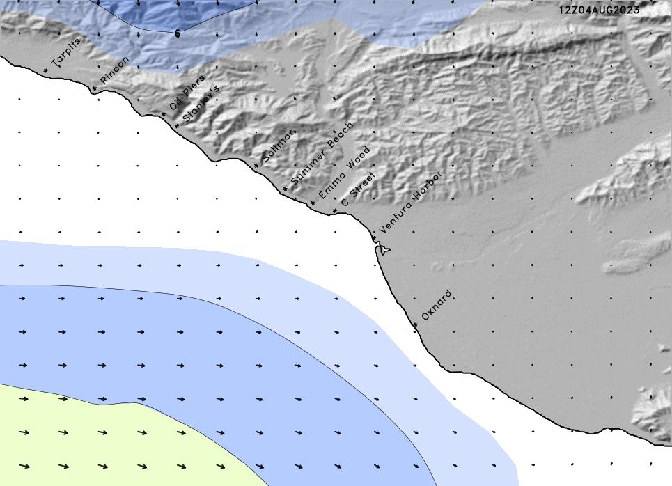 Tide Chart Ventura Rebellions